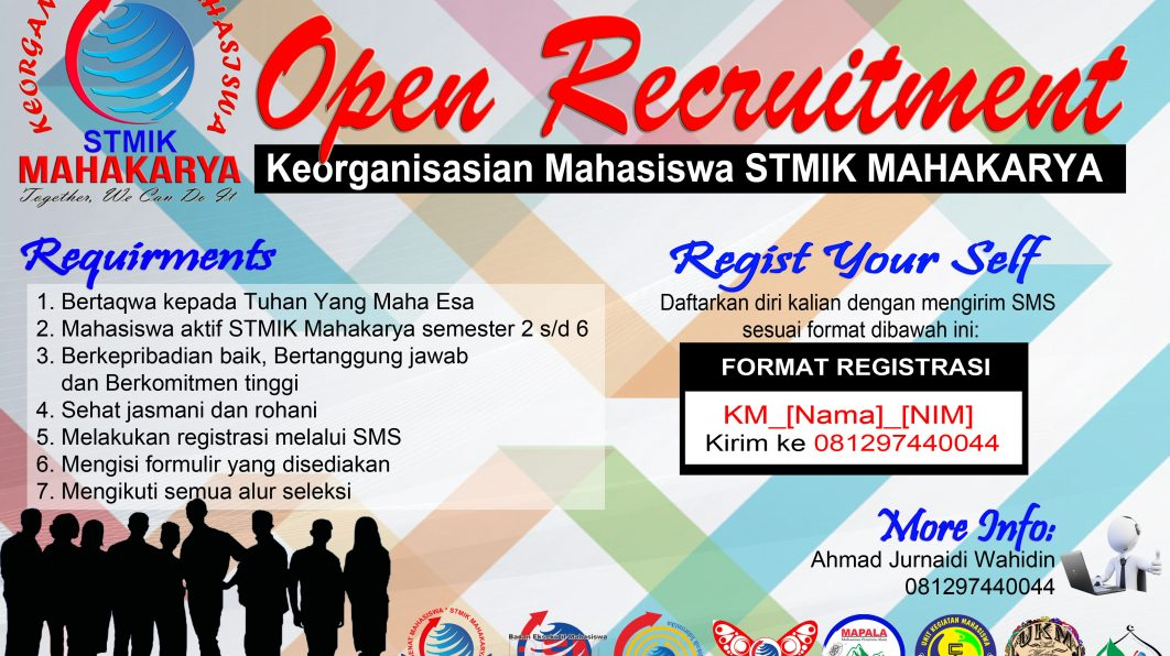 OPEN RECRUITMENT KM Mahakarya tahun 2017
