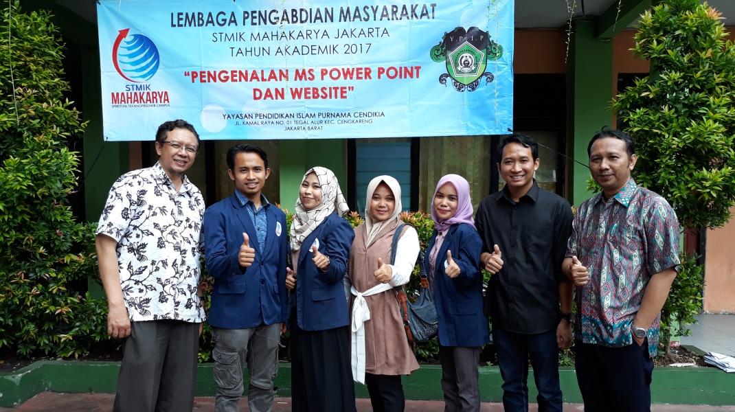 Pengenalan Power Point & Website